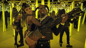 Offset Cardi B Clout Music Video