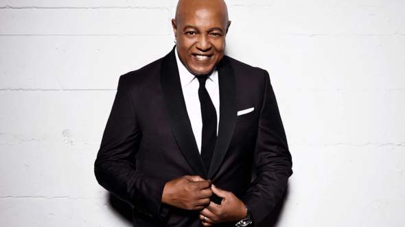 Peabo Bryson heart attack recovering Marselle Washington : Marco Imagery