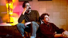 Remo Drive Natural, Everyday Degradation Album Two Bux The Grind Single Track Song Graham Gardner