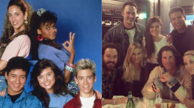 Saved by the Bell cast reunion