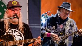 J Mascis, Neil Young, Concert, Performance, Rock