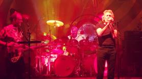 Roger Waters, Nick Mason, Pink Floyd, Reunion, New York City