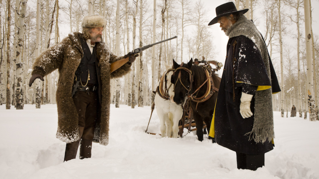 The Hateful Eight Netflix extended edition series
