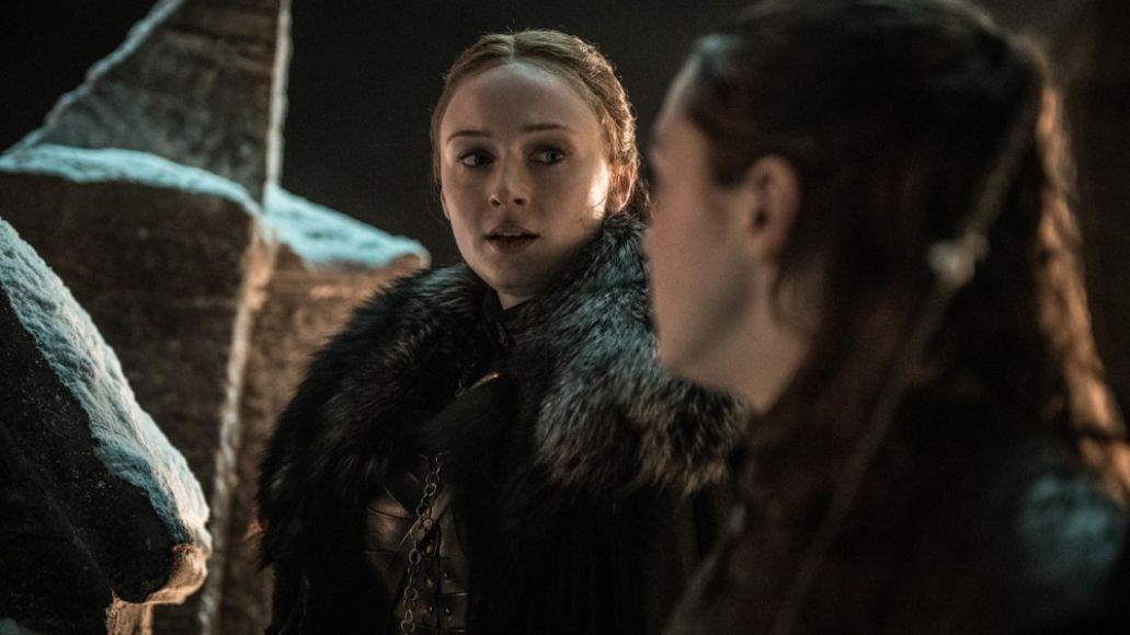 Sophie Turner, Game of Thrones, HBO