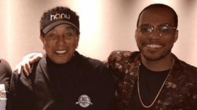 """Anderson Paak Smokey Robinson """"Make It Better"""" new song music video release collaboration"""