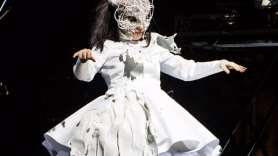 Bjork dj set old school iceland death grips video watch