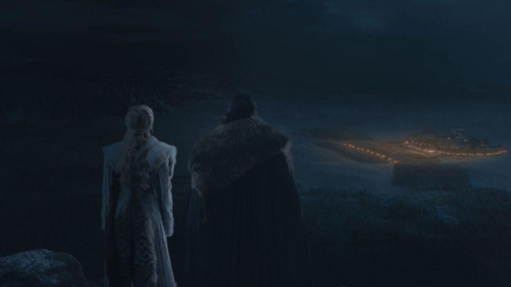 Kitt Harrington, Emilia Clarke, Game of Thrones