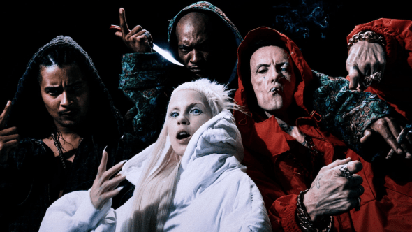 """Die Antwoord """"House of Zef Tour"""" dates concert tickets north america"""
