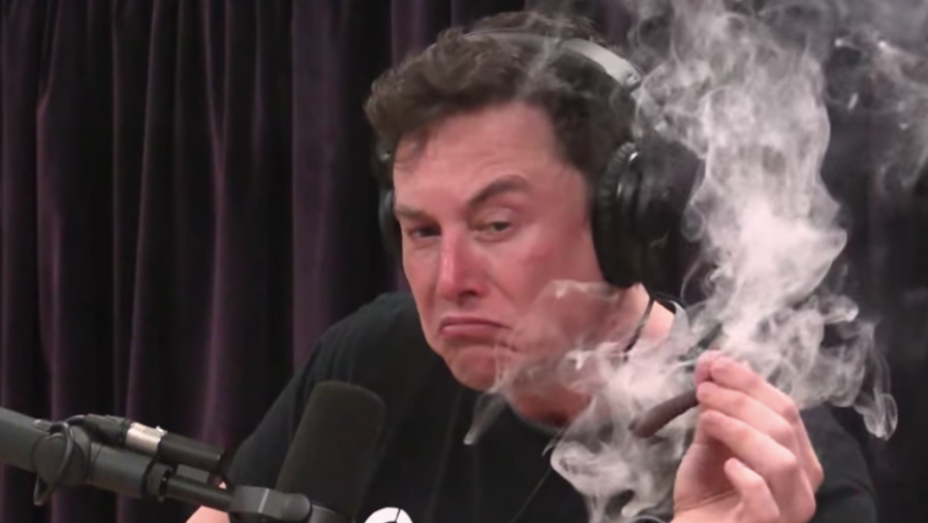 Elon Musk rap song Harambe SoundCloud release new stream release