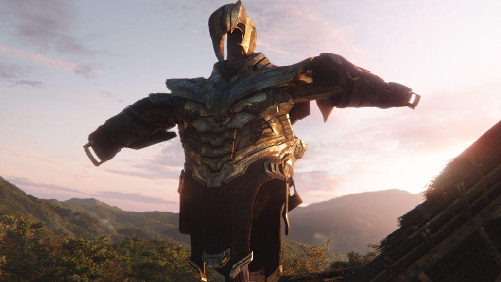 avengers endgame marvel cinematic universe disney
