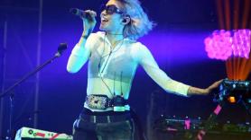 Grimes hologram tour