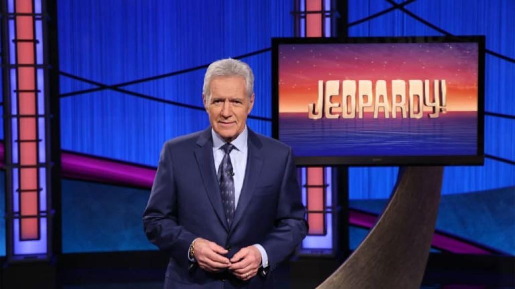 Alex Trebek on Jeopardy! 69$ wager banned Final Jeopardy