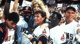 Charlie Sheen, Dennis Haysbert, Rene Russo, Tom Berenger, Wesley Snipes, Baseball, Major League, Comedy