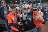 Metallica Night at San Francisco Giants Game