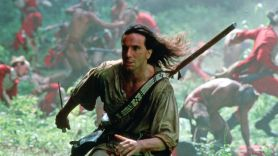 the last of the mohicans daniel day-lewis 20th century fox movie 1992