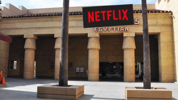 Netflix, Egyptian Theatre, Hollywood