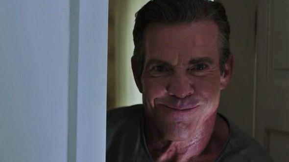 the intruder dennis quaid thriller screen gems
