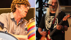 """Sad Planets Patrick Carney J Mascis """"Just Landed"""" new song video music release"""