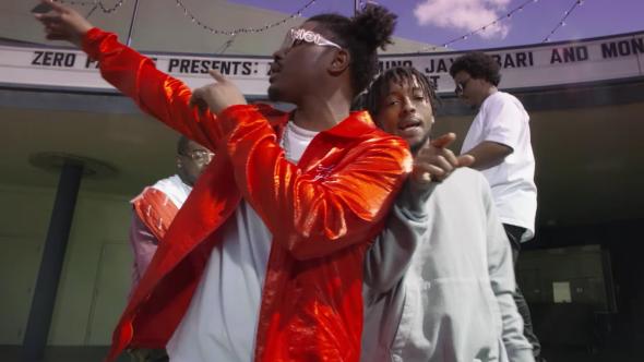 "smino ""z4l"" music video bari jay2 rap releases new"