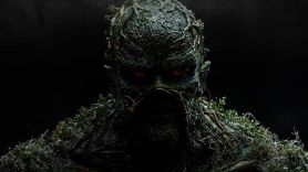 DC Universe, Swamp Thing, Sci-Fi