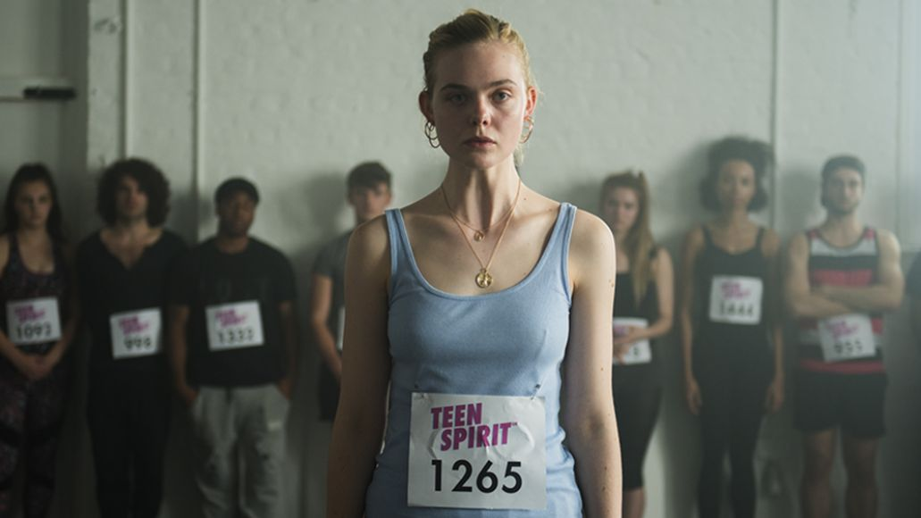 Teen Spirit, Elle Fanning, Interview, Auditions