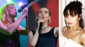 YOLA Festival lineup all-female Lykke Li Charli XCX Courtney Love acoustic