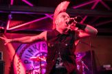 The Casualties at 2019 Punk Rock Bowling Festival