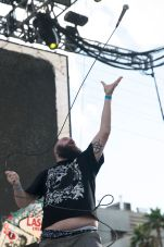Fucked Up at 2019 Punk Rock Bowling Festival