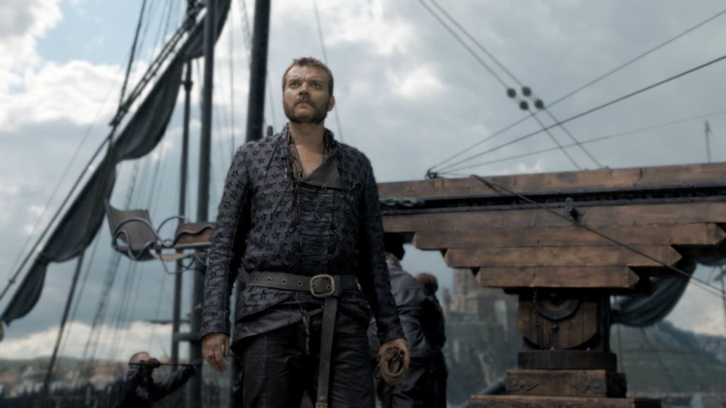 """Pilou Asbæk in Game of Thrones """"The Bells"""""""