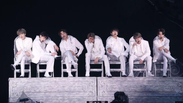 BTS at Soldier Field in Chicago