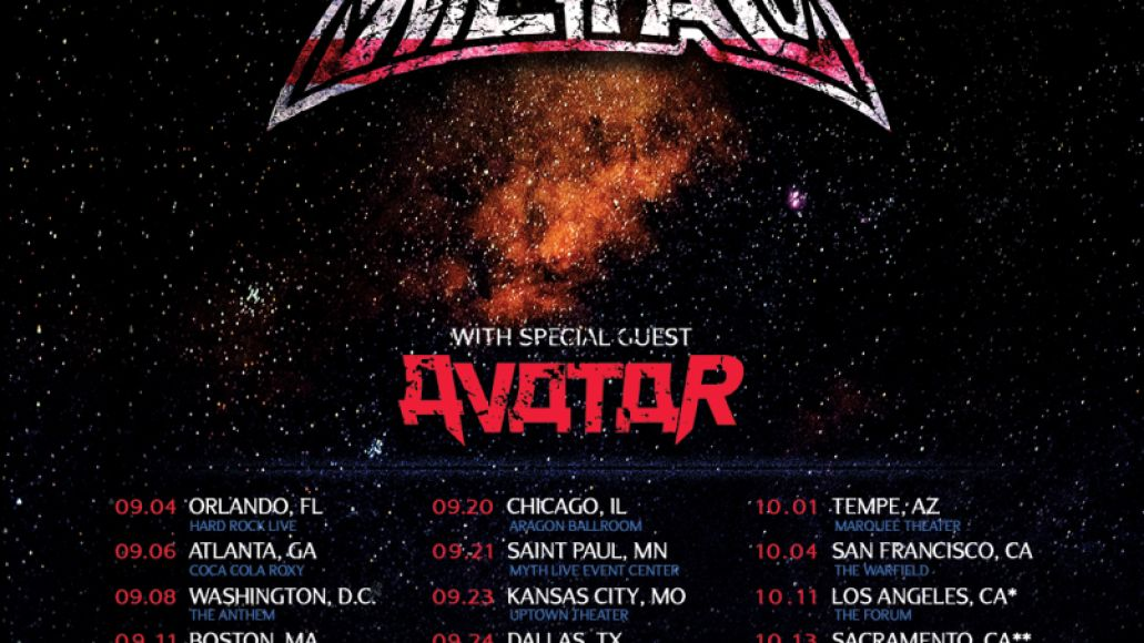 Babymetal 2019 US tour poster