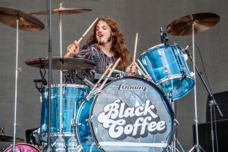 Black Coffee at Sonic Temple Festival