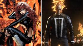 Damian Helstrom Satana Ana Ghost Rider Hulu Marvel Live-Action Series