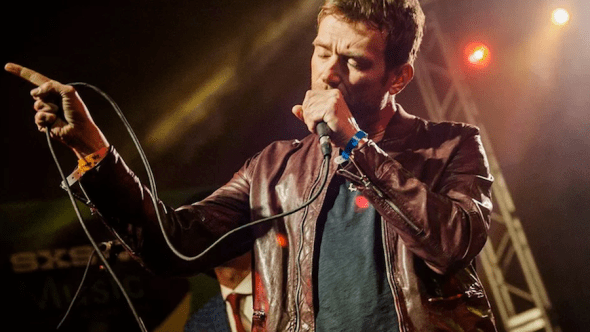 Damon Albarn, photo by David Hall Africa Express Become the Tiger stream new single