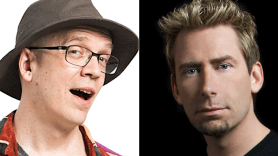 Devin Townsend and Chad Kroeger