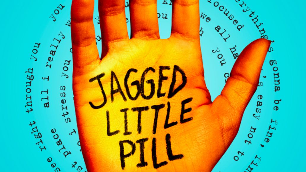 Jagged Little Pill musical poster