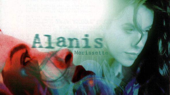 Alanis Morissette's Jagged Little Pill