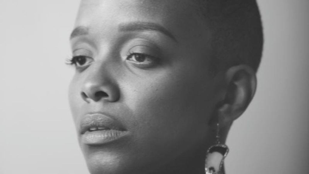 "Jamila Woods ""Baldwin"" New Song artwork"