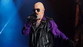 Judas Priest's Rob Halford