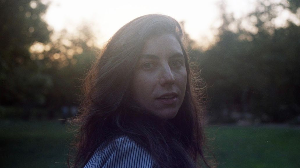 Julia Holter, photo by Dicky Bahto 2019 Tour Dates Schedule Aviary