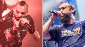 Killswitch Engage and Clutch