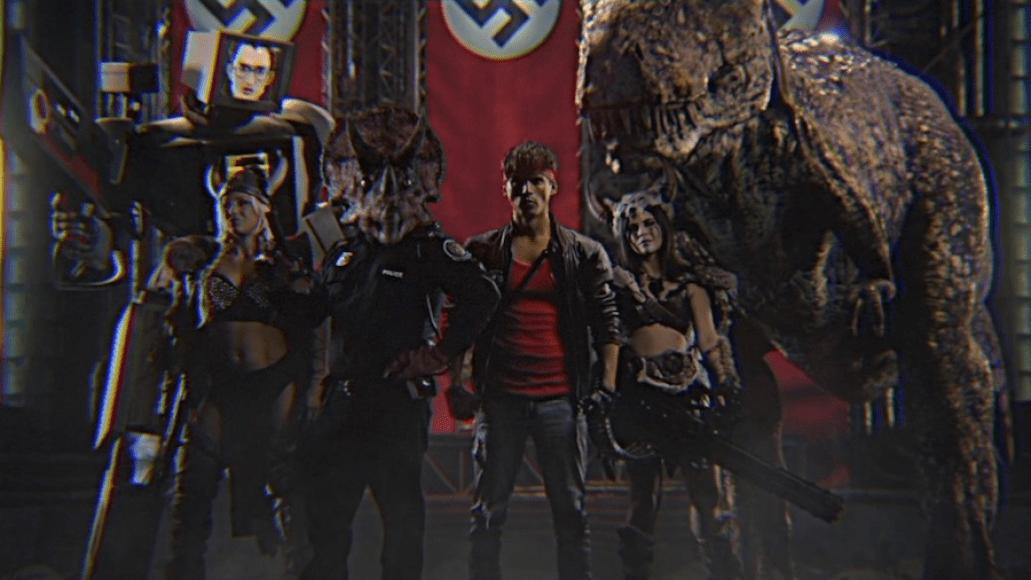 Kung Fury 2 production start financing