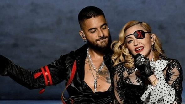 Madonna at Billboard Music Awards 2019