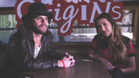 Mara Connor and Langhorne Slim Someone New Schuyler Howie origins new song stream