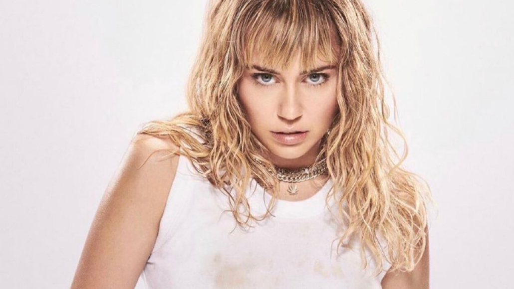 Miley Cyrus 2019 She Is Coming