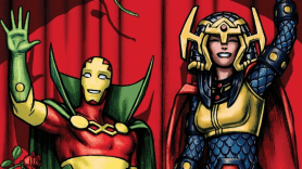 Ava DuVernay Tom King Co-write The New Gods Mister Miracle #12 cover art by Nick Derington