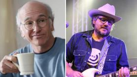 Larry David, Curb Your Enthusiasm, Jeff Tweedy, Wilco