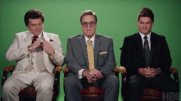John Goodman, Danny McBride, Adam Devine, HBO, The Righteous Gemstones