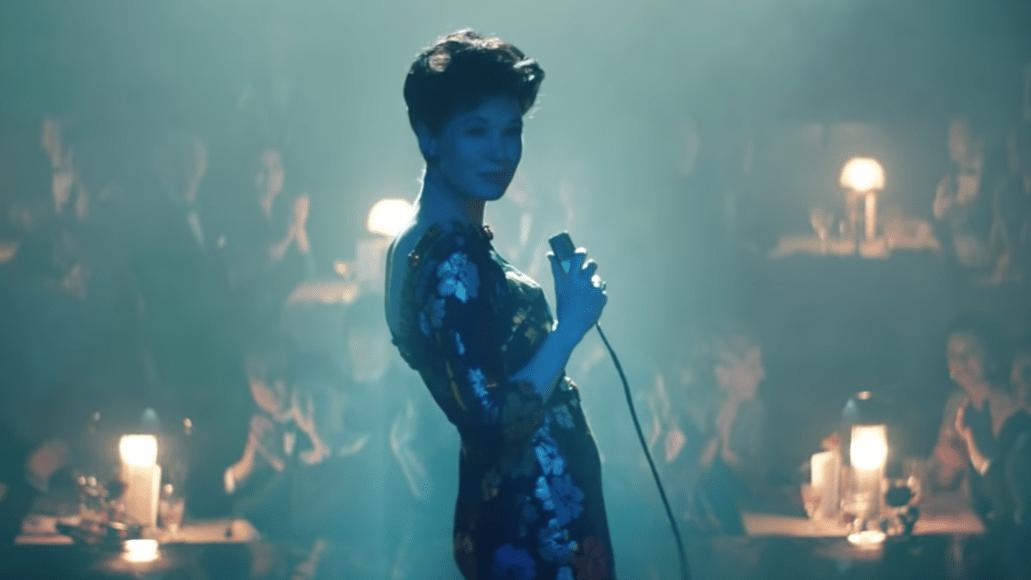 Renée Zellweger as Judy Garland