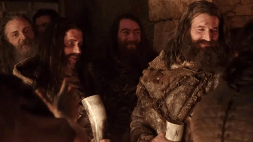 Showrunners David Benioff and D.B. Weiss in Game of Thrones